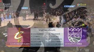 Cleveland Cavaliers vs Sacramento Kings // Full Game Highlights // Dec 27, 2017