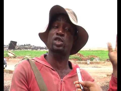 'Scarvengers' in Lagos Waste dump.