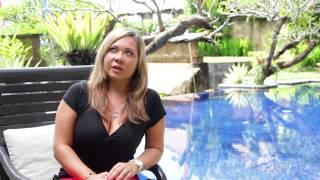 Юлия Зверькова - победитель конкурса Билет на Бали от компании РД2