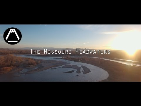 Missouri Headwaters - Phantom 4 Video [4K UHD]