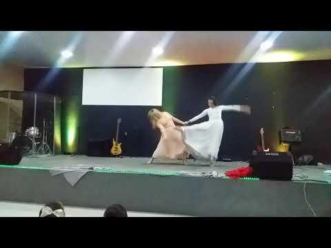 Só uma coisa me satisfaz coreografia - Ministério de Dança Louvor na Terra - Em Recife 25/11/17