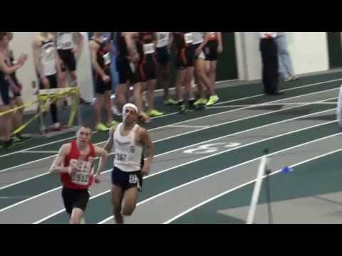 Illinois Top Times Indoor State - LPHS Boys 4 x 800 March 23, 2013