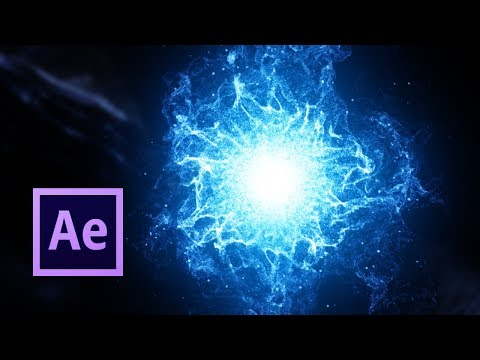 Energy Wave Simulation | After Effects Tutorial