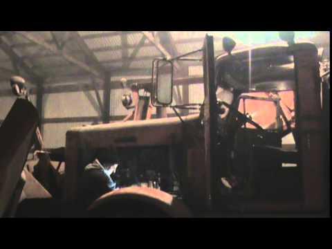 1951 Oshkosh Plow Truck