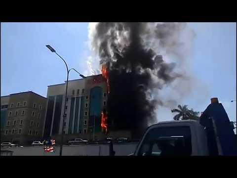 Kompilasi Video Netizen Berkaitan Kebakaran KWSP, PJ