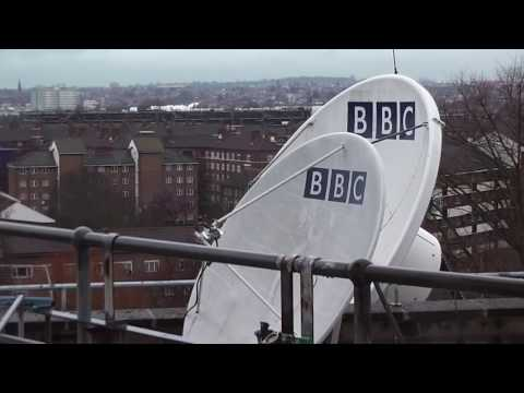 BBC TVC Television Centre Final Look