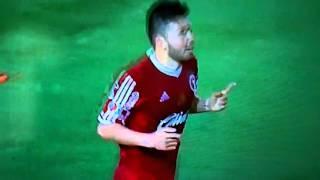 Kevin Gutiérrez chiapaneco en Xolos, gol contra Jaguares C2015 J10