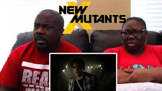 The New Mutants OFFICIAL Trailer {REACTION}