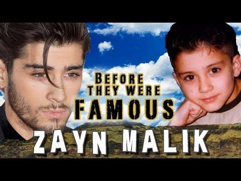 ZAYN MALIK - Before They Were Famous