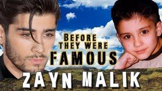 ZAYN MALIK Before They Were Famous