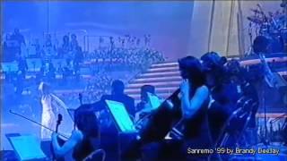 MARINA REI - Un Inverno Da Baciare (Sanremo 1999 - Prima Esibizione - AUDIO HQ)