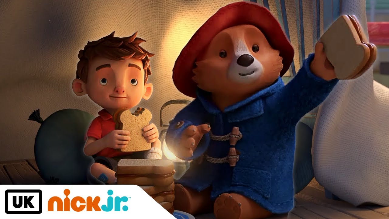 Download The Adventures of Paddington   The Sleepout in the Treehouse   Nick Jr. UK