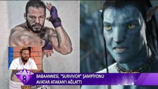 Survivor Şampiyonu Avatar Atakan'ı Babanesinin Ağlattığı Görüntüler