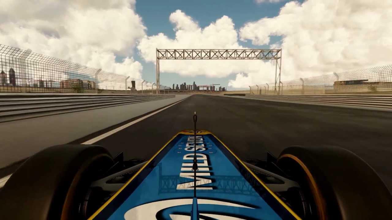Nuevo circuto autodromo de dubai youtube for Puerta 9 autodromo