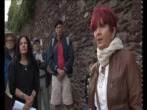 """Helen O'Donovan sings """"Mother"""" at the Spirit of Mother Jones festival, Cork"""