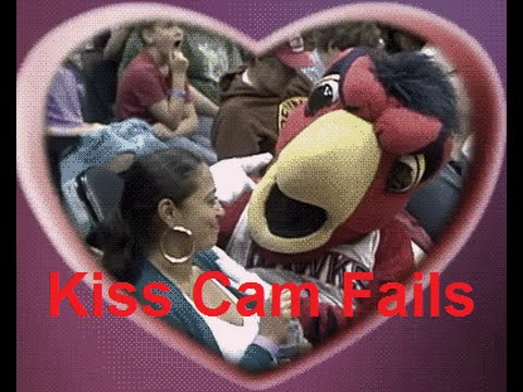Funny Kiss Cam Fails (Kiss Cam Fail Compilation) - DDOF from YouTube · Duration:  13 minutes