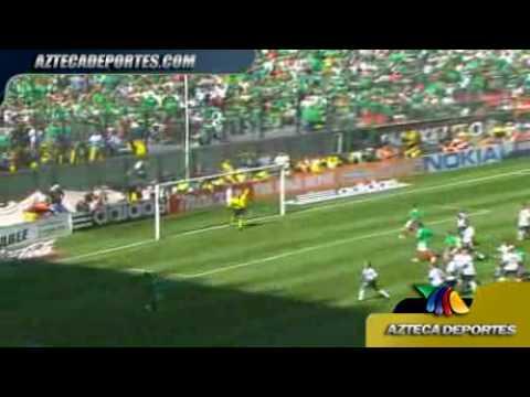 mexico vs usa 2-1 resumen Azteca Deportes - YouTube