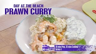 First Class Chefs - Cook-a-long: Prawn Curry - Official Disney Channel UK HD
