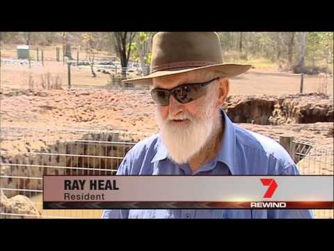 Mystery Craters Near Bundaberg, Queensland - Seven Local News Rewind