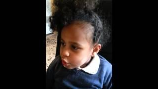 """Ethiopian kids Saying """"Heavenly Father"""" - """"አባታችን ሆይ"""""""