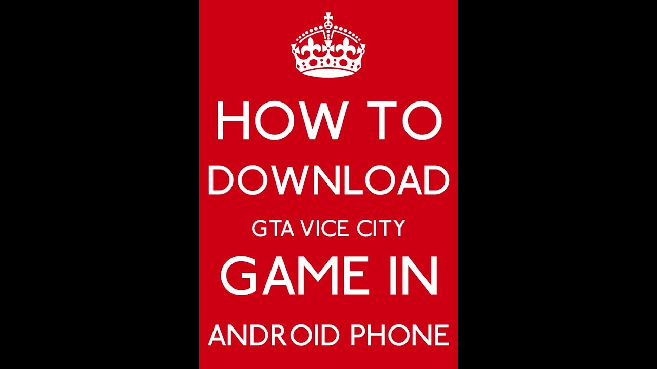 how to get money in gta vice city android