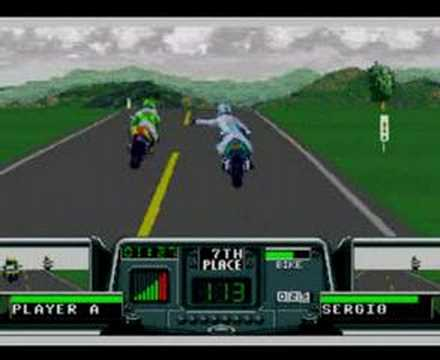 Road Rash 3 (MD/G) - 02/07 - United Kingdom