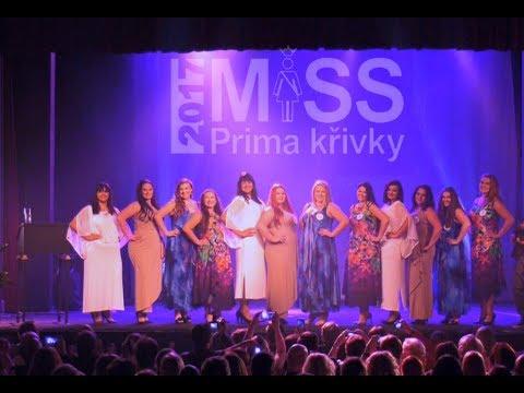 Miss Prima křivky 2017