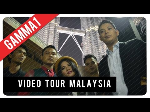 Gamma1 - Tour Promo Malaysia 2015