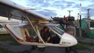 Ultralight Aircraft B-2. Самолёт Михаила Игнатьева, Авиастроителя Из Санкт-Петербурга