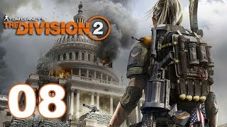 Imon Plays [The Division 2 (PC Solo)] #08 Day 5 (Part 1) - Exploring East Mall / Southwest