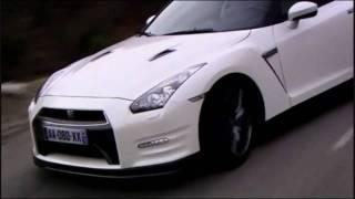 Jazda za kierownicą Nissana GT-R – Tor Jastrząb video