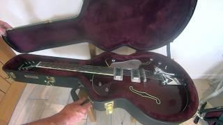 Guitar DEMO: Gretsch Chet Atkins Tennessee Rose