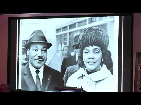 400 Years of African American History Commission - Malcolm X Portrait Unveiling