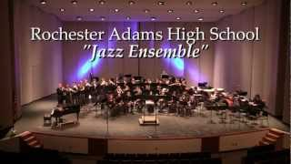 Swing Street (1997) by Carl Strommen (b. 1940) - AHS Jazz Ensemble - 720p - May 17, 2012.mp4