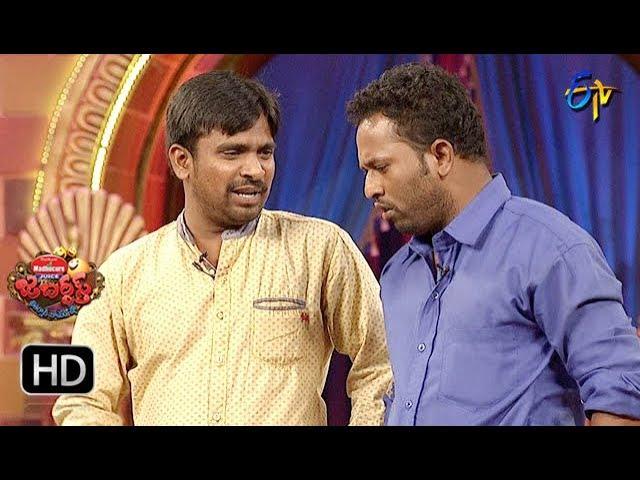 Kiraak RP Performance | Jabardasth | 29th November 2018 | ETV  Telugu