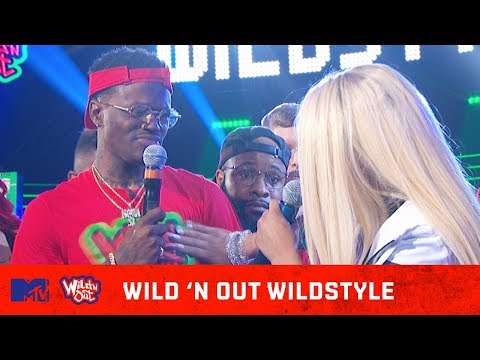 DC Young Fly Gets Put on Blast (ft. Goodie Mob) 😂   Wild 'N Out   #Wildstyle
