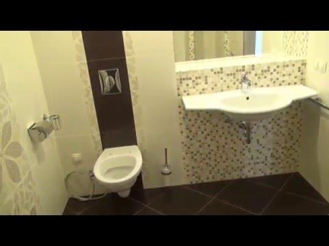 ремонт  ванной комнаты, обзор плитки Керама Марацци Дождь в Альпах