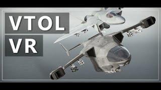 VTOL VR Trailer (2019)