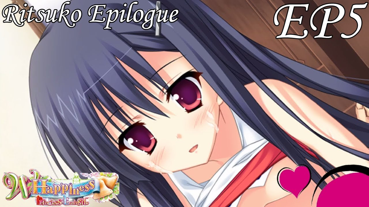 (Ritsuko Epilogue) POM POM TIME! – Let's Play Princess Evangile W Happiness EP5