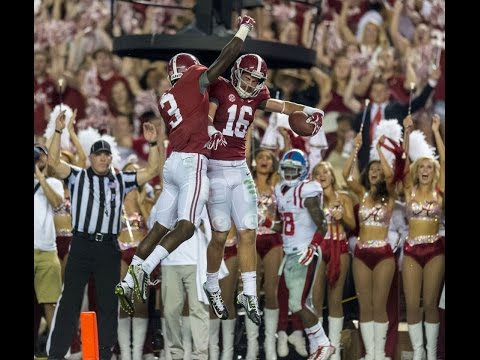 Alabama vs Ole Miss 2015 ( Highlights )