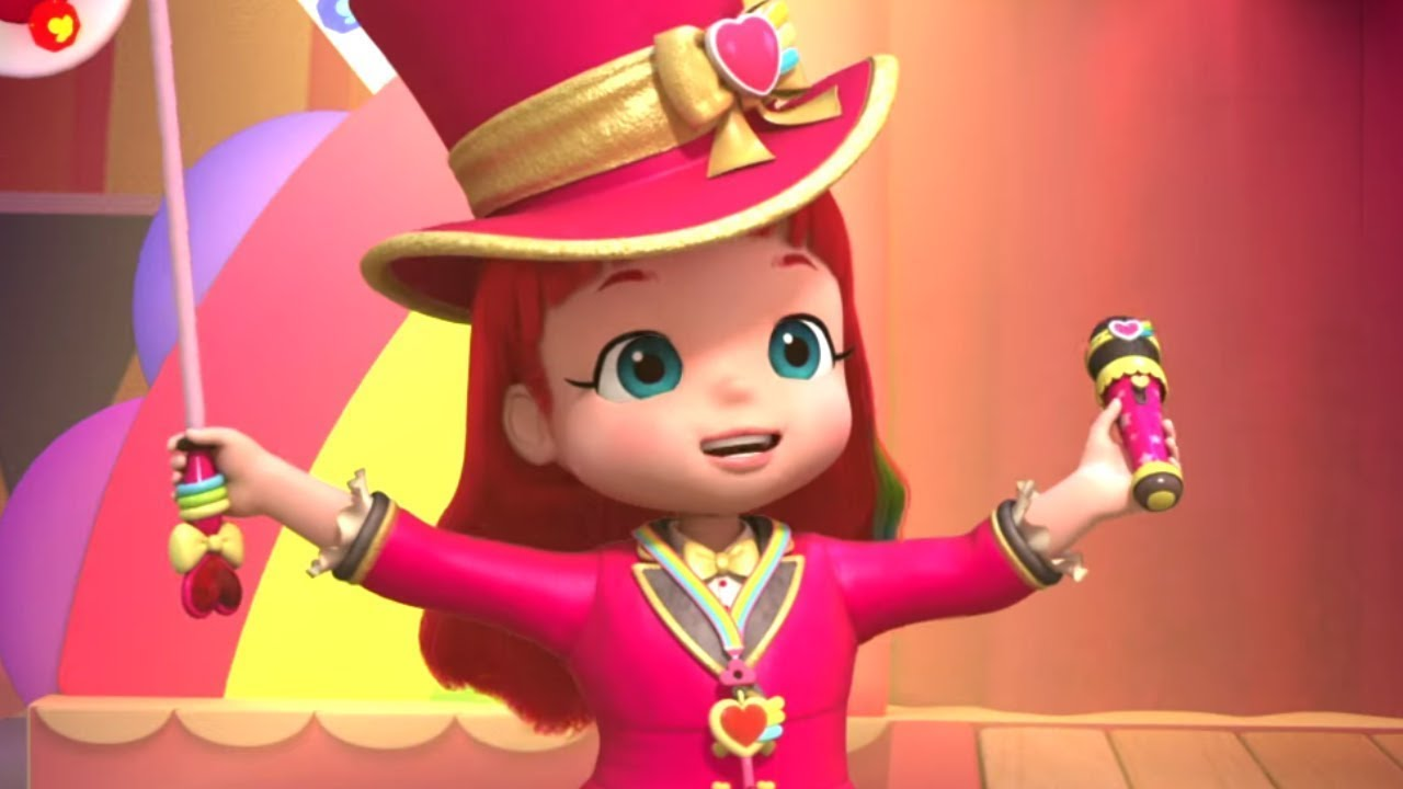 Rainbow Ruby - Ringmaster Ruby - Full Episode 🌈 Toys and ...