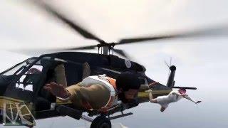 GTA V - Bodyguard mod gameplay montage