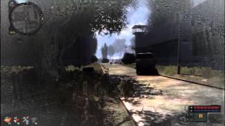 видео прохождение сталкер боевая подготовка 2 (часть 1)