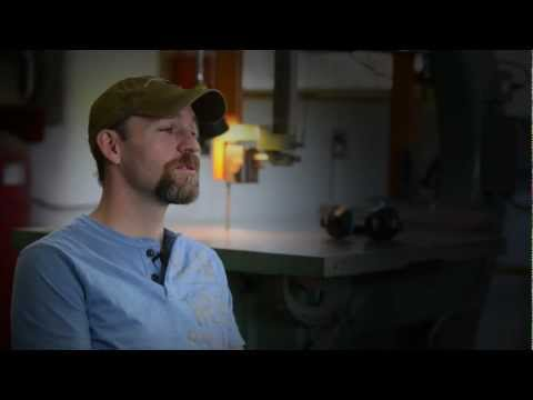 Brian A. Hubel - The Interview with the Furniture Maker