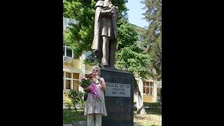 ANA RUS -  Dezvelirea statuii compozitorului NICOLAE BRETAN