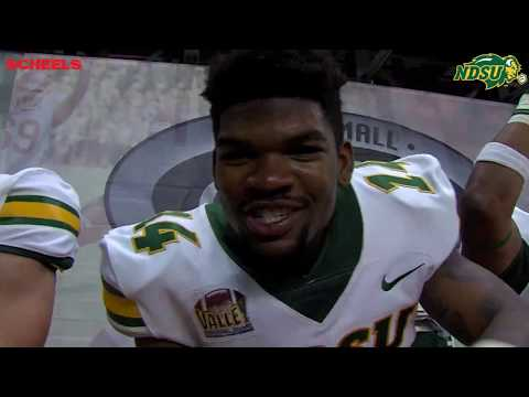 NDSU Football scores big as the Bison topple the USD Coyotes 59-14
