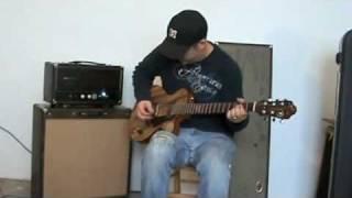 Schroeder Guitars -- Myrtlewood Tedesco