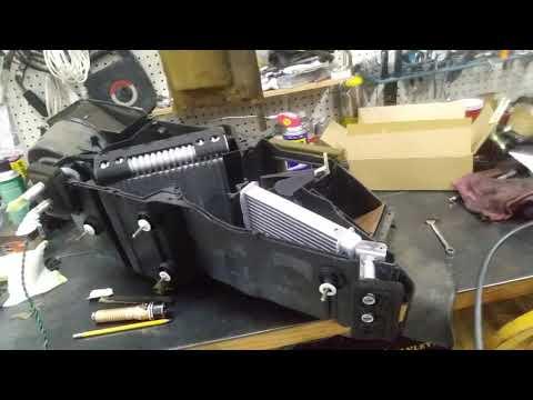98,99,00,01,02,03,04 Dodge Dakota Heater Core Replacement