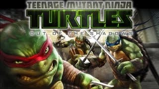 Teenage Mutant Ninja Turtles: Out of the Shadows - Official Game Trailer