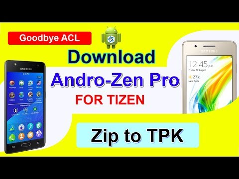 Install Google Play Store on Tizen Z1 Z2 Z3 Z4 in Home
